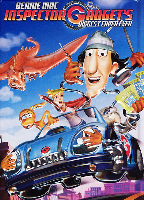 دانلود انیمیشن Inspector Gadget's Biggest Caper Ever 2005