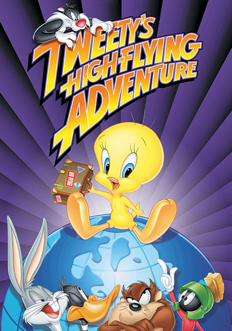 دانلود انیمیشن Tweety's High-Flying Adventure 2000