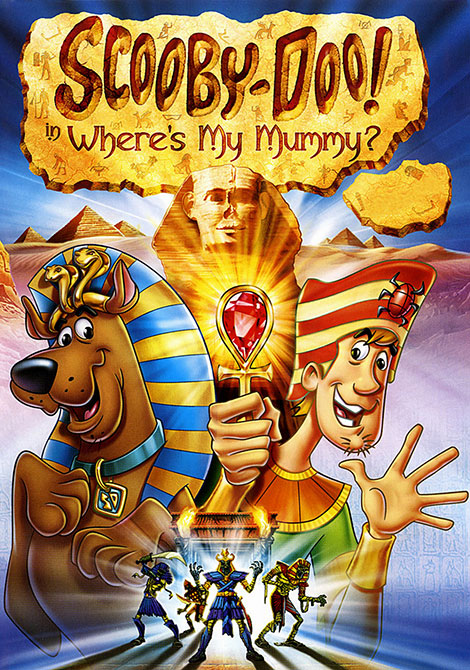 دانلود انیمیشن Scooby-Doo in Where's My Mummy? 2005