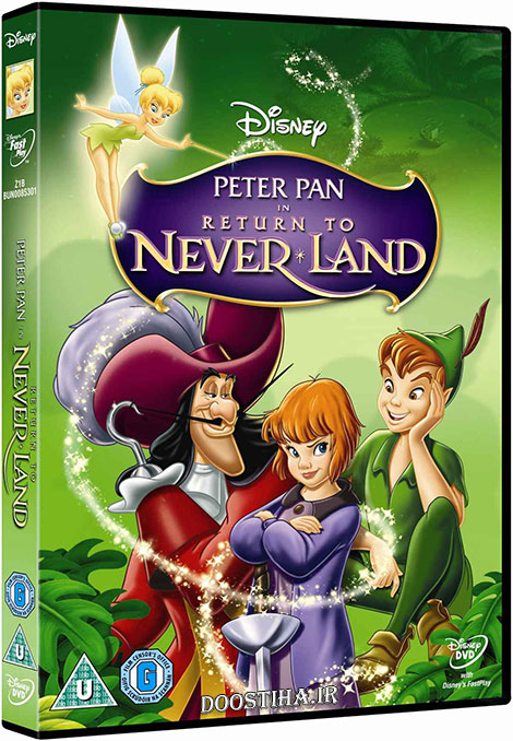 دانلود انیمیشن Peter Pan II: Return to Never Land 2002